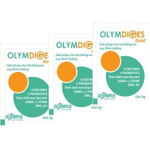 HỎI ĐÁP về cốm hỗ trợ tiêu hóa OLYMDIGES