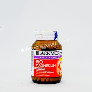 Blackmores Bio Magnesium – Viên uống bổ sung Magie cho cơ thể luôn khỏe mạnh.