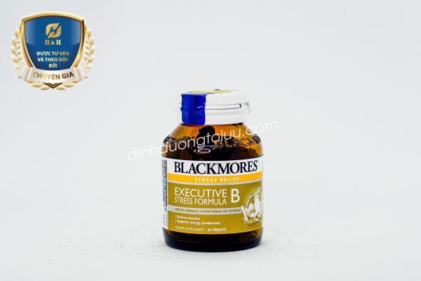 Blackmores Executive B Stress Formula 62 viên - Tăng cường sức khỏe, hỗ trợ thần kinh