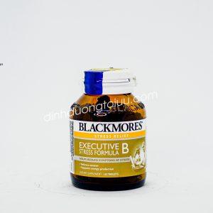 Viên uống Blackmores Executive B Stress Formula giúp hỗ trợ thần kinh, giảm căng thẳng