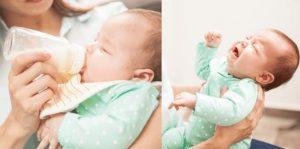 Mách mẹ 3+ cách khắc phục khi TRẺ 7 THÁNG TUỔI LƯỜI UỐNG SỮA