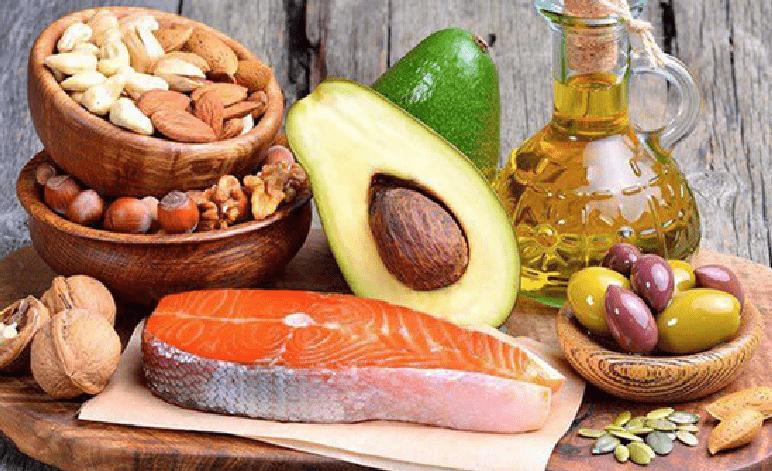 Chất béo có trong các loại thực phẩm sử dụng hàng ngày
