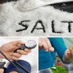 NATRI – Khoáng chất rất quan trọng nhưng cần được kiểm soát