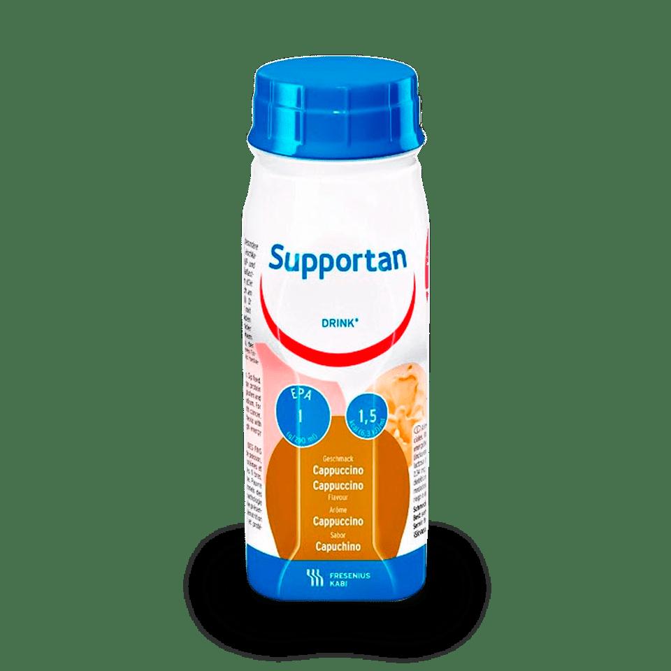 Sữa Supportan 200ml là dòng sữa cao năng lượng giúp cung cấp các dưỡng chất thiết yếu cho cơ thể.