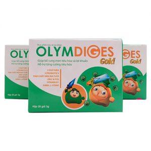 Bác sĩ giải đáp về cốm Olymdiges hổ trợ tiêu hóa