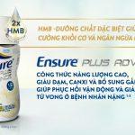 Sữa Ensure Plus Advance cho người ung thư giá bao nhiêu, mua ở đâu, có tốt không?