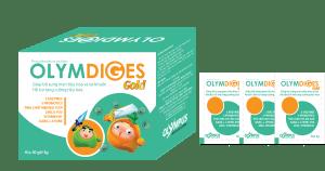 Hỏi đáp về cốm hỗ trợ tiêu hoá olymdiges gold