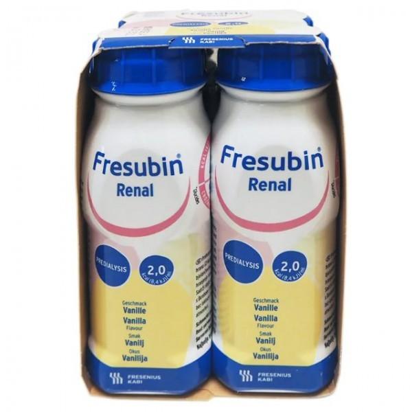 Sữa Fresubin renal - Dinh dưỡng tối ưu cho người suy thận trước lọc thận