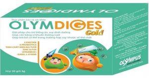 OLYMDIGES GOLD (hộp 20 gói) được Chuyên gia giải thích vai trò nhằm cho hệ tiêu hóa khỏe mạnh