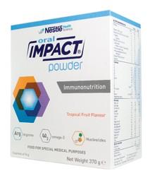 Oral Impact Powder – Dinh dưỡng cho bệnh nhân ung thư và phẫu thuật