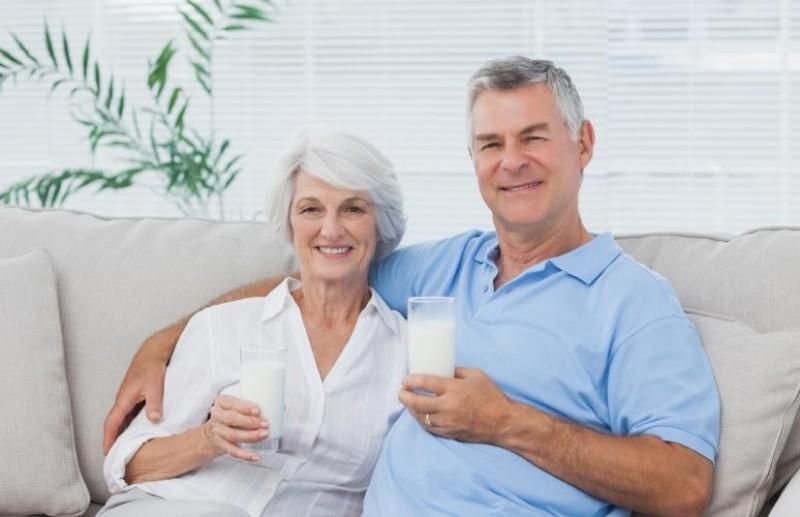 Bổ sung sữa để tăng cường sức khỏe