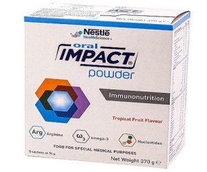 Cẩm nang về sữa Oral Impact Powder của chuyên gia