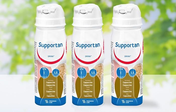 Sữa Supportan Drink – Dinh dưỡng cho người ung thư, suy dinh dưỡng