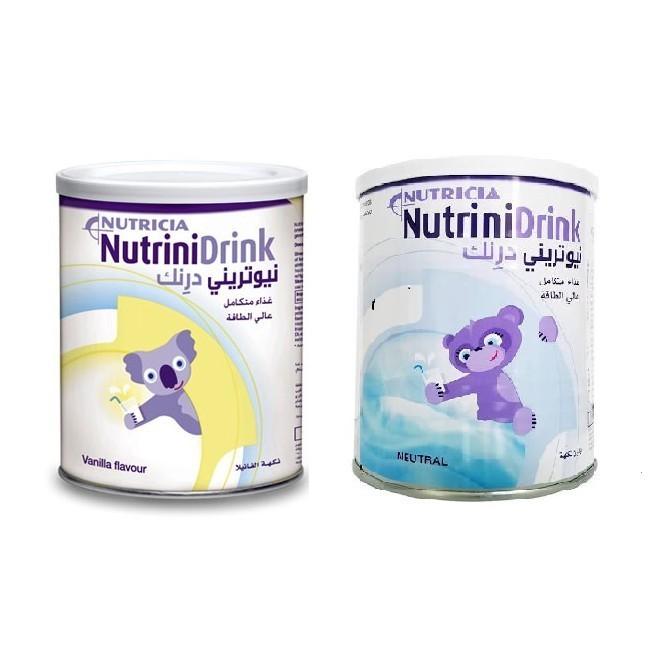 Sữa Nutrinidrink là sữa cao năng lượng nhập khẩu 100%
