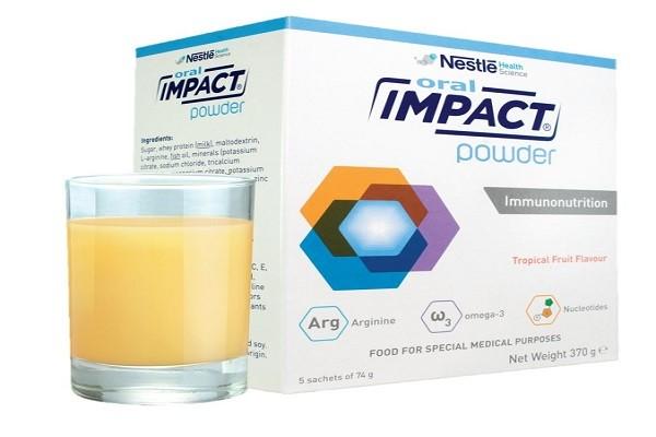Sữa Oral Impact Powder cung cấp dinh dưỡng tối ưu