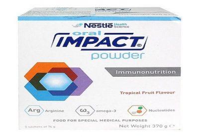 """Oral Impact Powder 370g và các thông tin cần """"bỏ túi"""""""