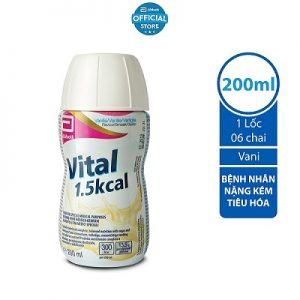 Chuyên gia đánh giá sữa Vital 1.5kcal Abbott –  Nơi uy tín mua sữa Vital tại TPHCM và Hà Nội