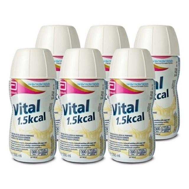 Sữa Vital chứa nhiều thành phần có lợi cho sức khỏe