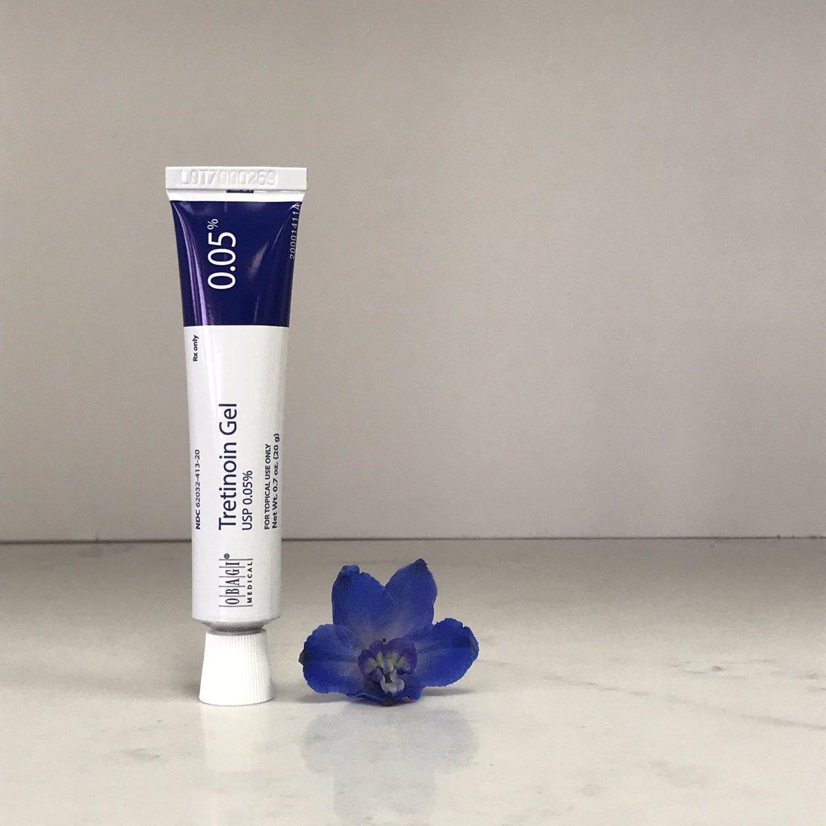 Công dụng Kem hỗ trợ trị mụn làm đều màu sắc da Obagi Tretinoin 0.05%