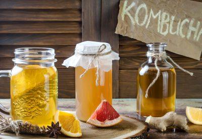 Kombucha – Góc nhìn từ Dinh dưỡng