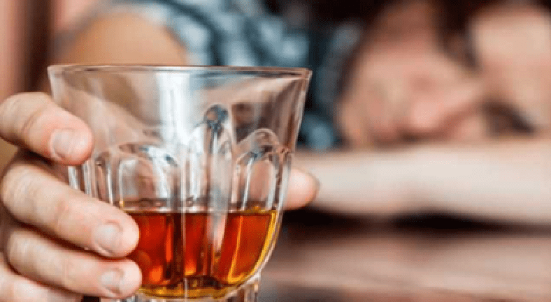 Người nghiện rượu dễ dàng bị thiếu các vitamin nhóm B