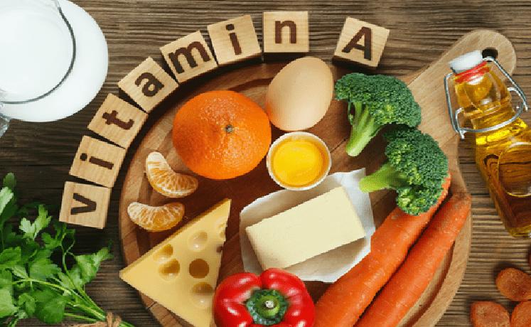 Thực phẩm có vitamin A