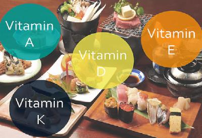 Vitamin tan trong dầu – Vai trò không thể thiếu