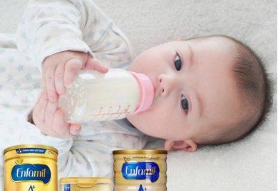 Sữa Enfamil giá bao nhiêu – mua ở đâu, có tốt không?