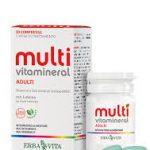 MULTIVITAMINERAL ADULTI 30 viên – Bổ sung vi chất thiết yếu cho cơ thể, tăng cường sức khỏe, nâng cao đề kháng