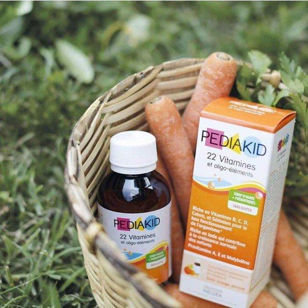 Bổ sung vitamin và khoáng chất cho trẻ từ 6 tháng tuổi