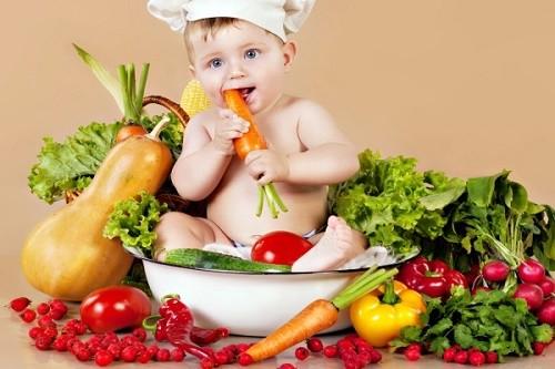 Dinh dưỡng – Một trong 3 yếu tố chính ảnh hưởng đến sự phát triển của trẻ