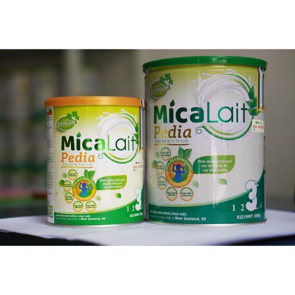 Sữa Micalait Degestive dành riêng cho trẻ bị táo bón, đầy hơi, khó tiêu