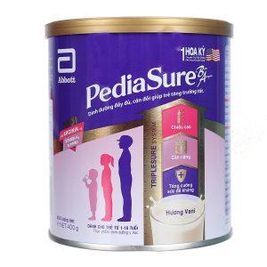 Sữa PediaSure – Hỗ trợ tăng trưởng và phát triển toàn diện cho trẻ