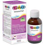 Siro PEDIAKID IMMUNO FORT 125ML – giúp trẻ ăn ngon miệng, phát triển trí thông minh và tăng sức khỏe hệ miễn dịch