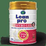Sữa Lean Pro Thyro Lid 900g – Dinh dưỡng tối ưu cho người kiêng I-ốt, bệnh lý tuyến giáp