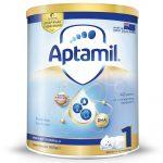 Sữa APTAMIL New Zealand số 1 – Dinh dưỡng hoàn hảo cho trẻ sinh mổ từ 0 – 12 tháng tuổi