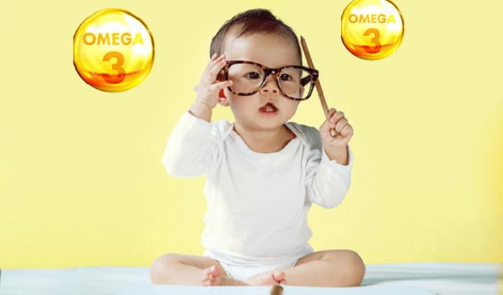 Sữa Aptamil số 2 bổ sung DHA để tăng cường trí não cho trẻ