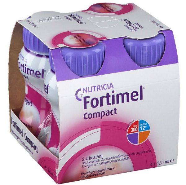 Sữa Fortimel Protein 125ml – Dinh dưỡng cho người sau phẫu thuật, người mới ốm dậy