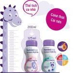 Sữa Nutrinidrink Compact Multi Fibre 125ml – Dinh dưỡng cho trẻ nhẹ cân hoặc suy dinh dưỡng
