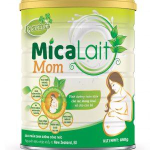 Sữa Micalait Mom – Dinh dưỡng chuẩn cho mẹ bầu