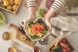 3+ Điều cần biết về CHẾ ĐỘ ĂN cho người UNG THƯ
