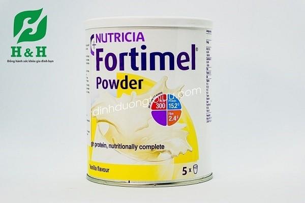 Sữa cho người ung thư đại tràng