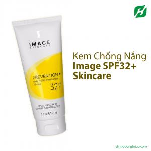 Kem Chống Nắng Image SPF 32+ Skincare – Người Bạn Đồng Hành Cho Làn Da Dầu