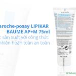 La Roche-Posay Lipikar Baume Ap+M 75ml Đặc Trị Tình Trạng Dị Ứng
