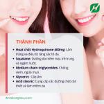 PhilDomina Hydroquinone 10g – Kem trị nám, tàn nhang hiệu quả