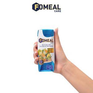 Fomeal Care – Thực phẩm dinh dưỡng cho người trung niên và đái tháo đường