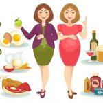 Giai đoạn đầu khi mang thai ăn gì để đảm bảo đầy đủ dưỡng chất?